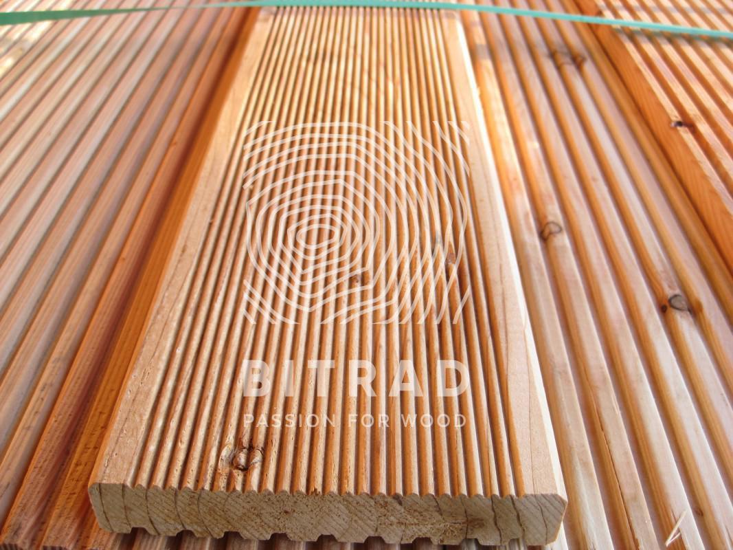 Tarima de madera tratada en autoclave. PPHU Bitrad