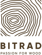 Adera de pino tratada autoclave. BITRAD PPHU